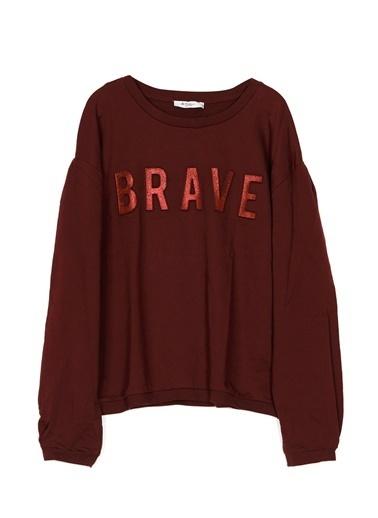 Colin's Sweatshirt Bordo